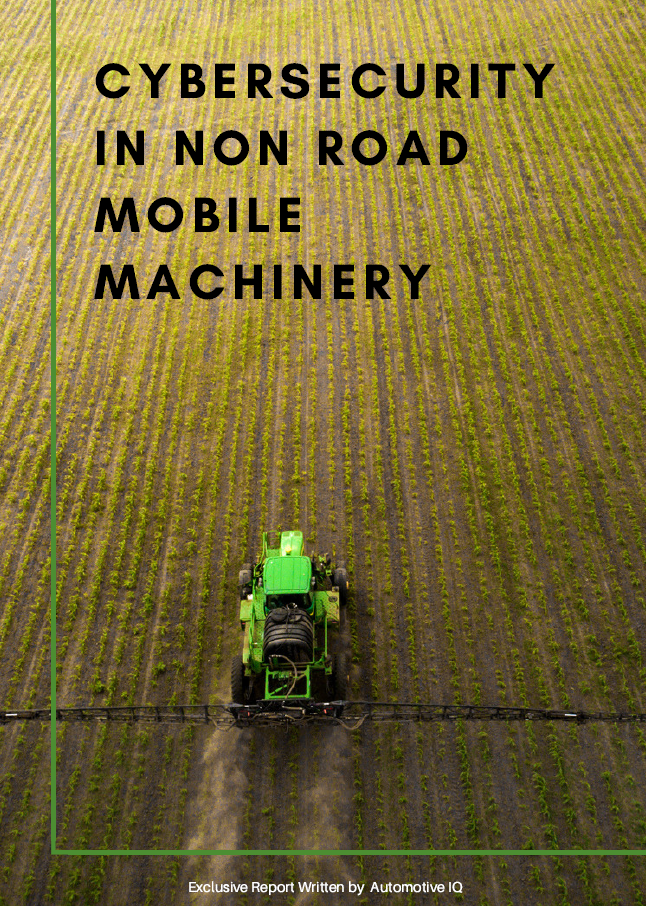 Report on Cybersecurity in Non Road Mobile Machinery