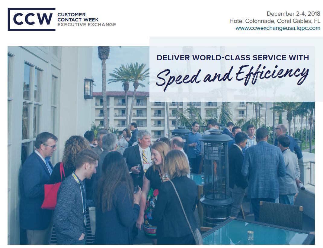 Event Guide: CCW Executive Exchange Agenda