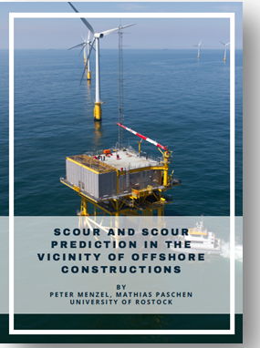 Whitepaper on scour and scour prediction in the vicinity of offshore constructions