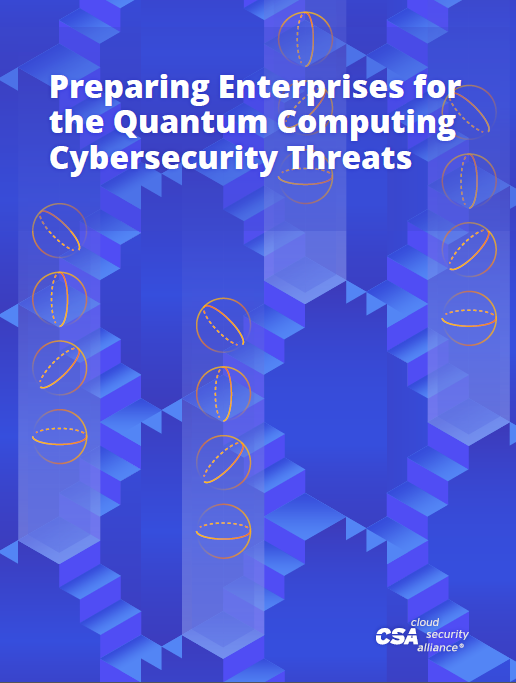 Preparing enterprises for the Quantum computing cybersecurity threats