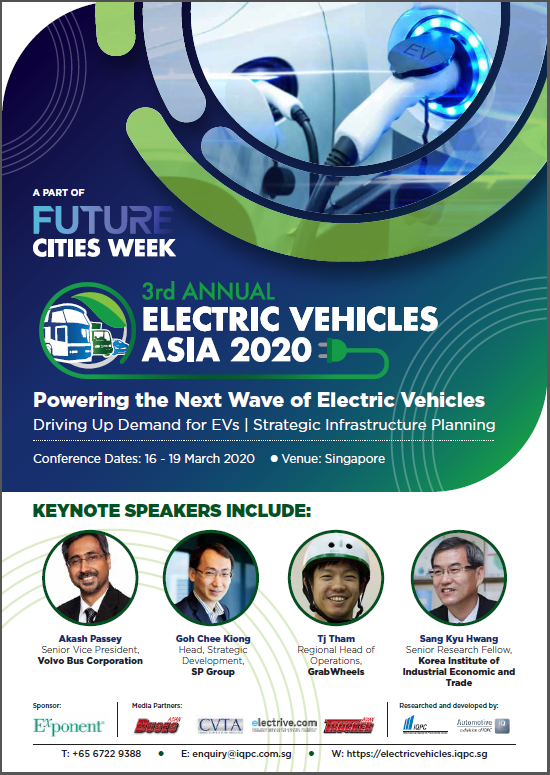 Download Your Event Guide - Electric Vehicles Asia Summit 2020
