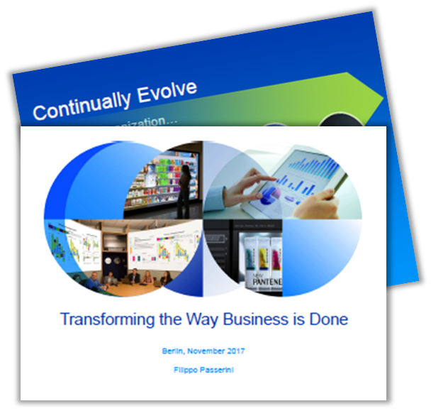Transforming the way Business is done