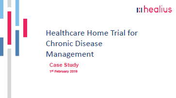 Home Care Trial for Chronic Disease Management – Embracing a New Model of Care