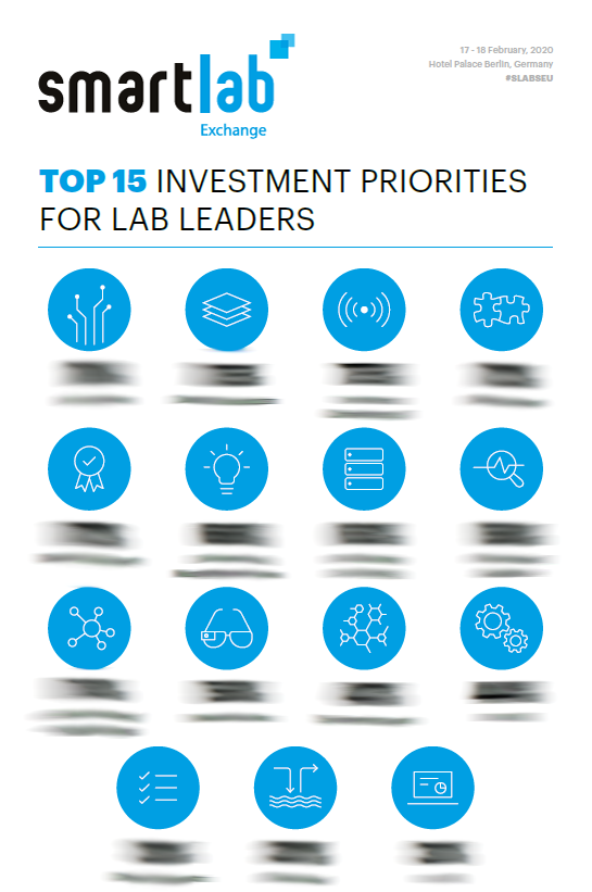 Europe's Top 15 Lab Investments for 2020