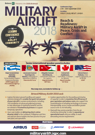 Download the Military Airlift Event Guide