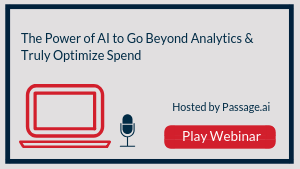 Next Generation Spend-Management: The Power of AI to Go Beyond Analytics and Truly Optimize Spend