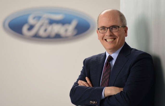 Read our Q&A with Ford Motor Company's Vice President and Global Chief Data & Analytics Officer, Paul Ballew!