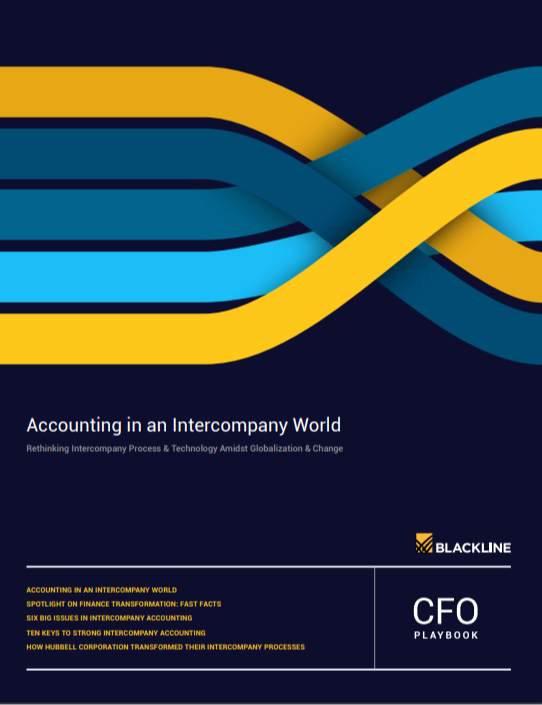 CFO Playbook: Accounting in an Intercompany World