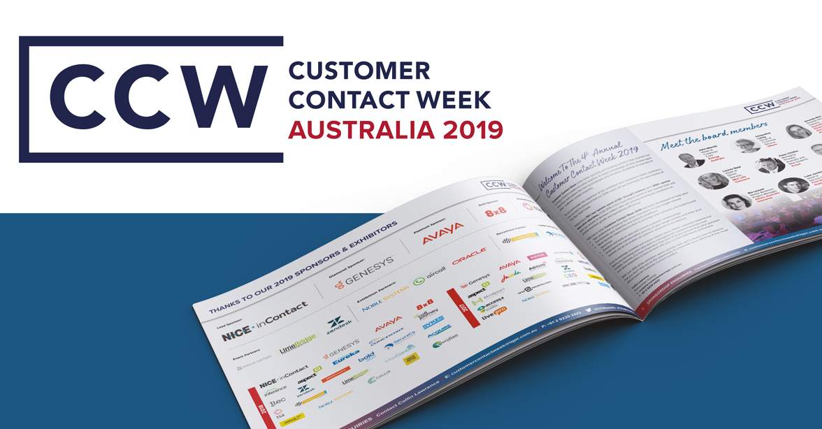 Customer Contact Week: 2019 Prospectus