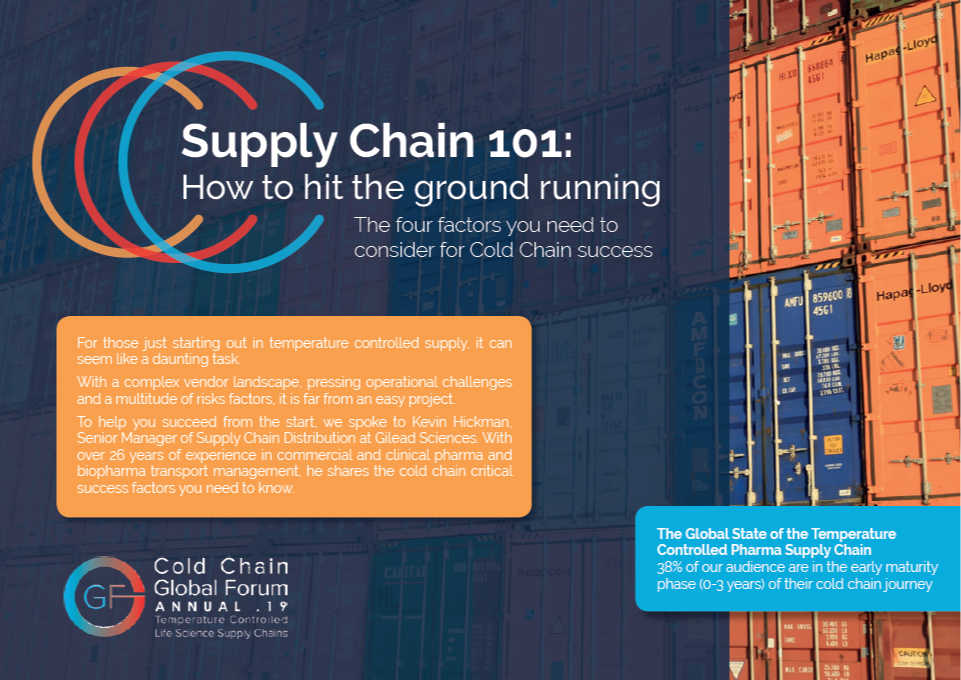 Supply Chain 101 Guide