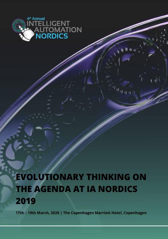 Evolutionary Thinking on the Agenda at IA Nordics 2019: Post-Show Report