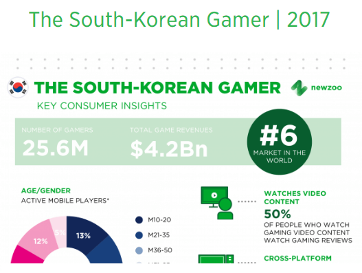 The South-Korean Gamer