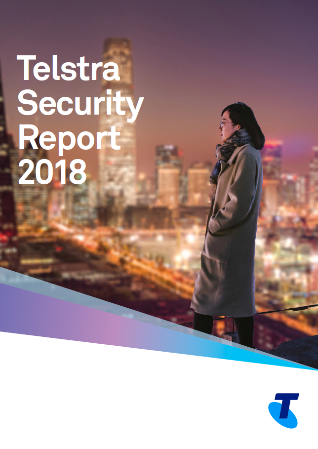 Telstra Security Report 2018
