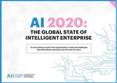 The Global State of Intelligent Enterprise: AI in 2020