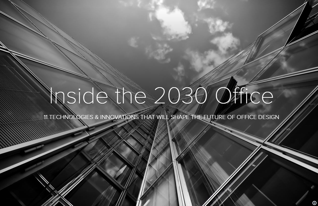 Inside the 2030 Office: 11 Technologies & Innovations that will Define the Next Generation of Office Design
