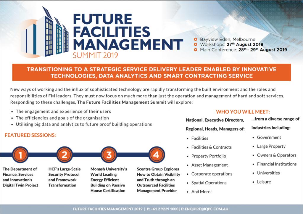 Future Facilities Management Business Case