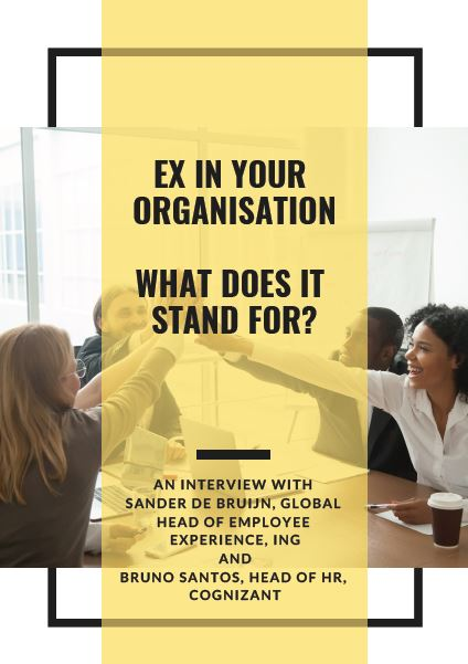 EX in your organisation: What does it stand for?