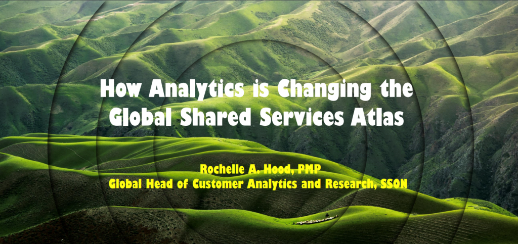 How Analytics is Changing the Global Shared Services Atlas