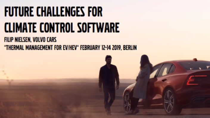 Volvo Presentation on Future Challenges for Climate Control Software