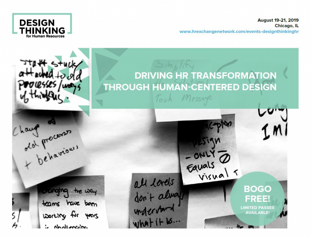 Learn More about Design Thinking for HR