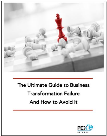 The Ultimate Guide to Business Transformation Failure And How to Avoid It