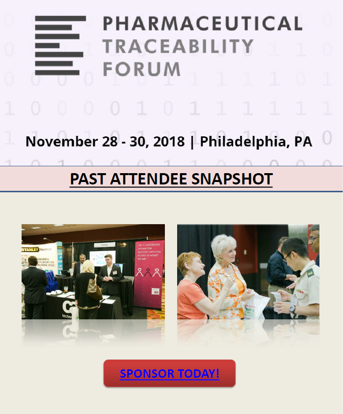 Pharma Traceability Past Attendee List