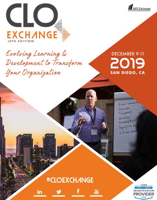 Download the 2019 CLO Exchange Agenda