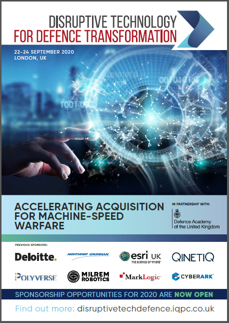 Disruptive Technology for Defence Transformation - Business Development Pack