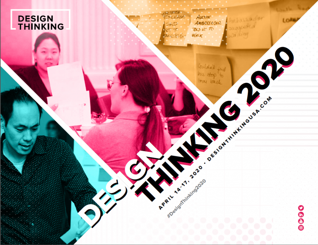 2020 Design Thinking Event Guide Sneak Peek