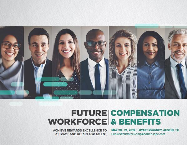 Future Workforce: Compensation and Benefits Official Event Packet