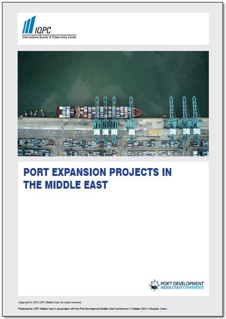 Key Port Expansion Projects in the Middle East