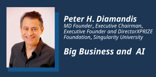 Keynote Interview: Peter Diamandis