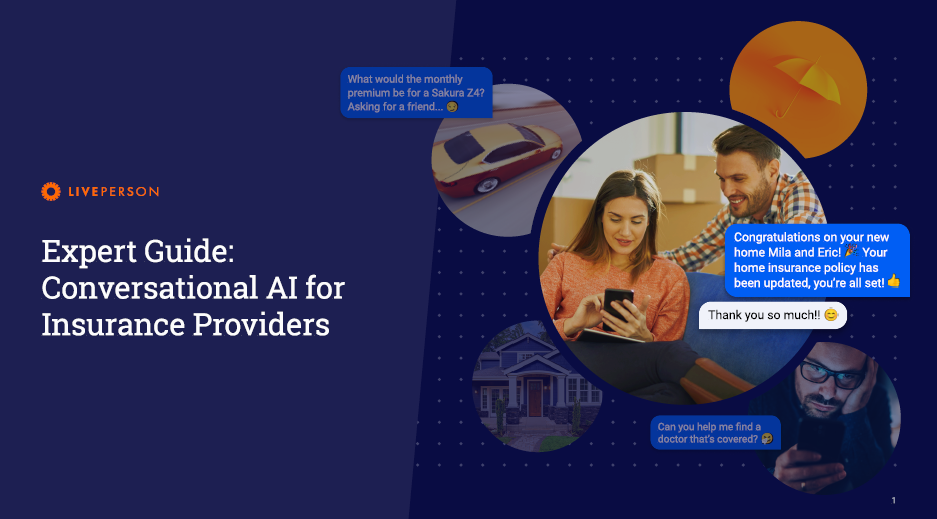 LivePerson: Conversational AI for Insurance Providers