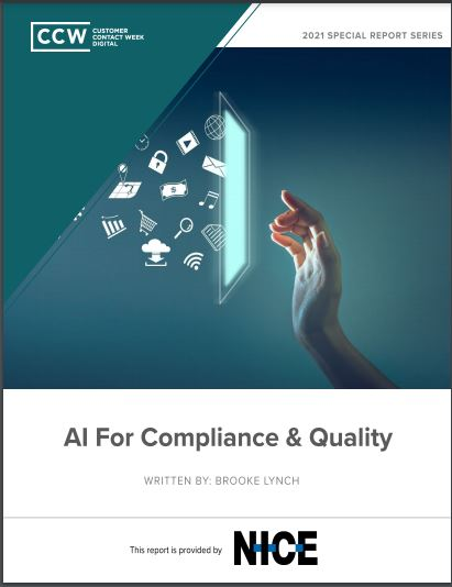 Special Report: AI For Compliance & Quality