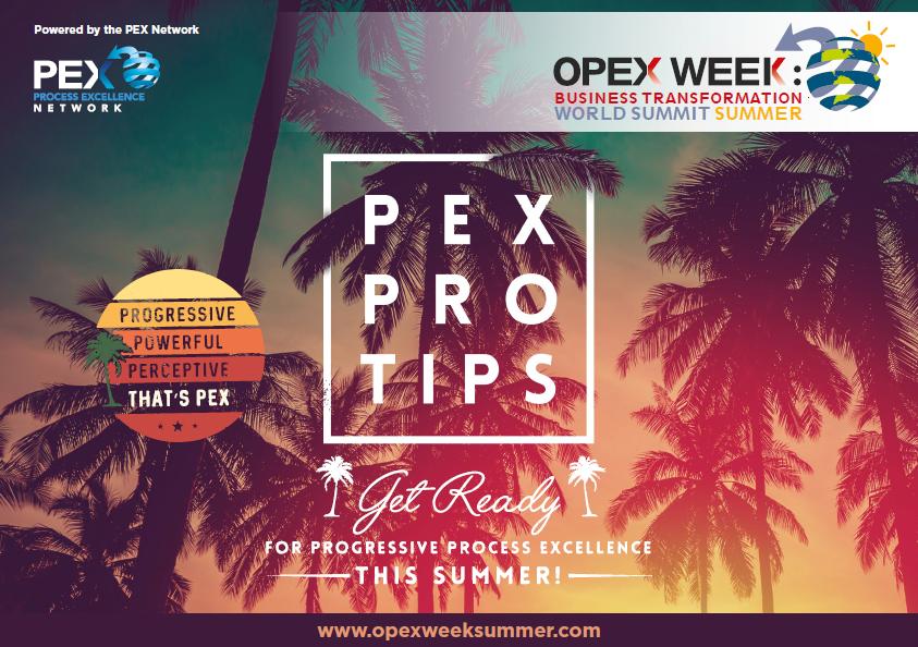 OPEX Summer 2018 - OPEX Leader Mindset