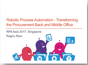 How Robotics Process Automation is Transforming the Procurement Back and Middle Office