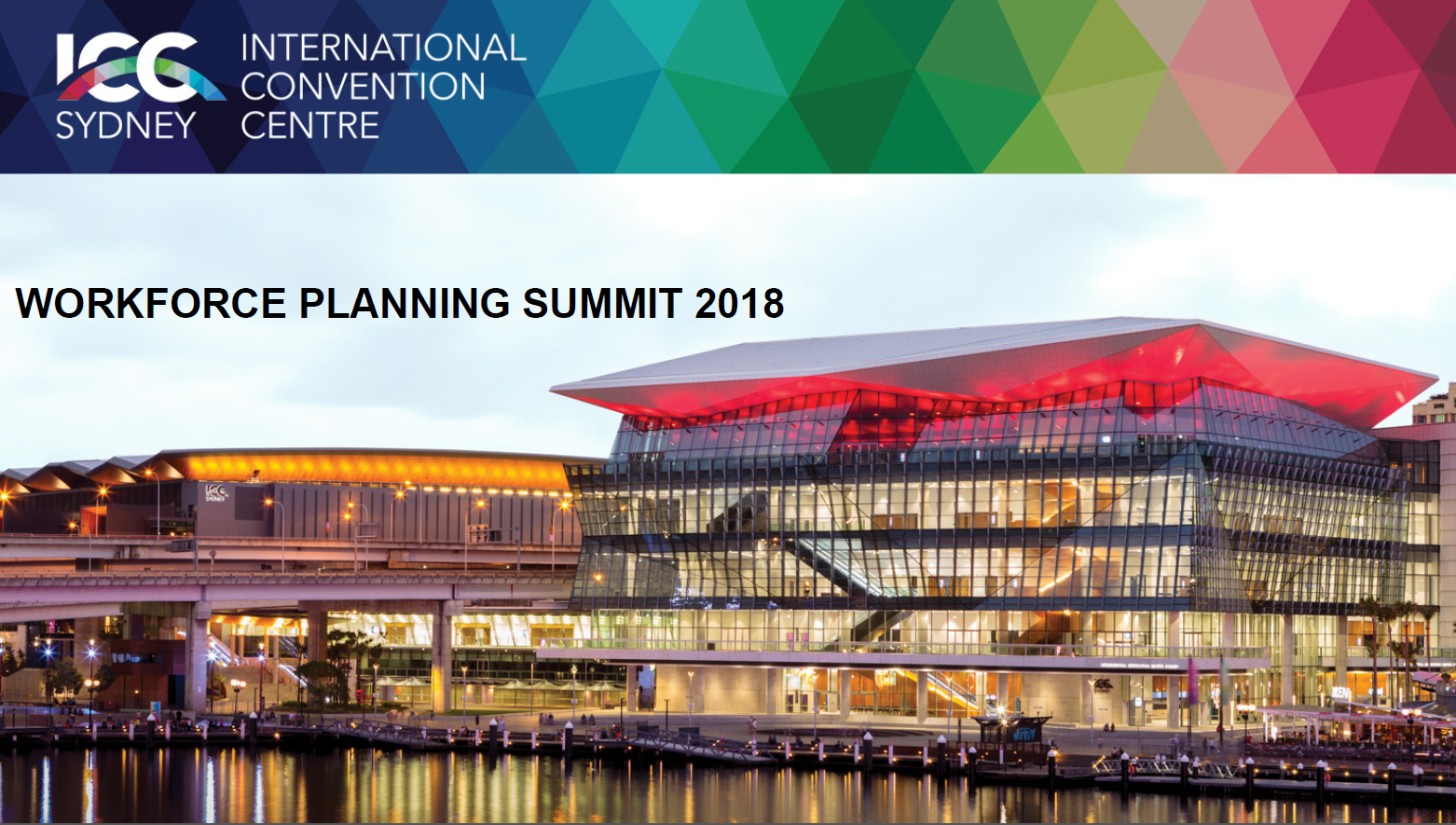 International Convention Centre: Understanding How HR Metrics and Workforce Analytics can be Effectively Used to Create Business Opportunities and Growth