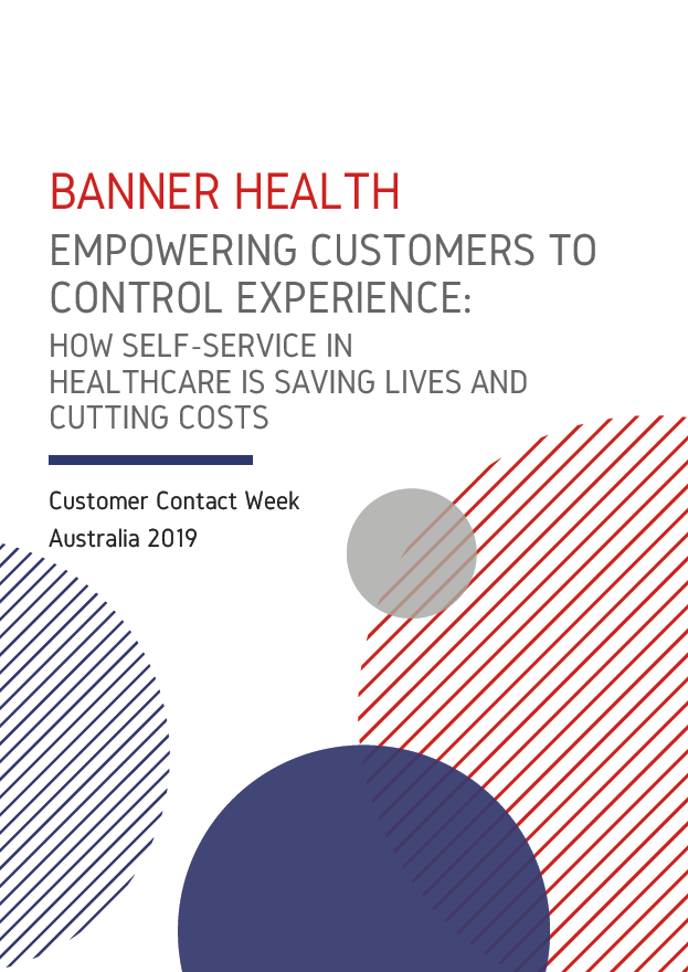 Empowering Customers to Control Experience: How Self-Service in Healthcare is Saving Lives and Cutting Costs