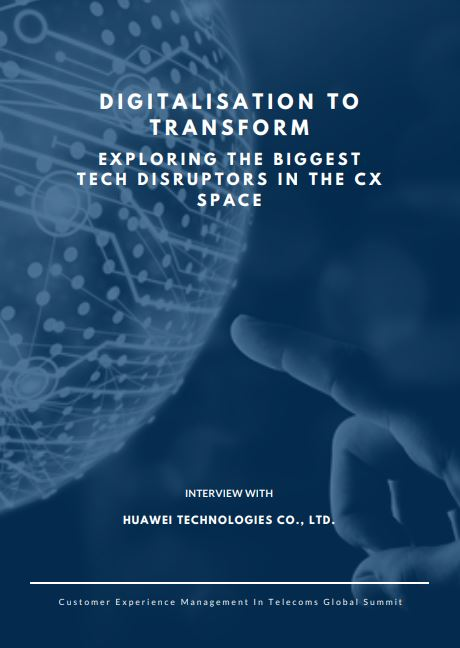 Digitalisation to Transform: Exploring the Biggest Tech Disruptors in the CX Space