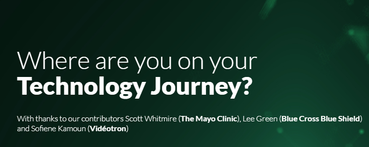 Where are you on your Technology Journey?