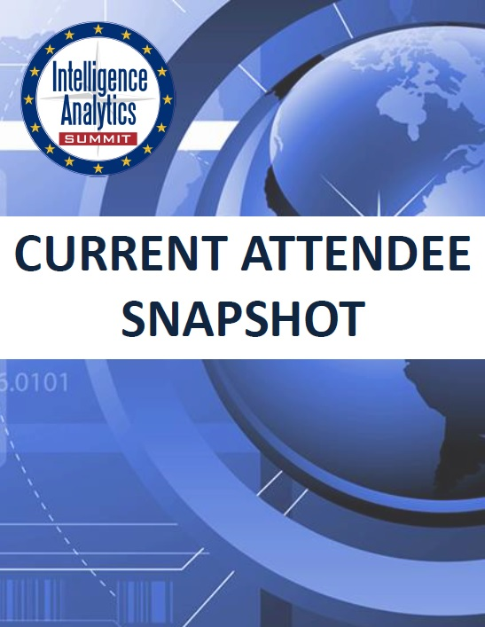 Intelligence Analytics 2019 - Current Attendee List