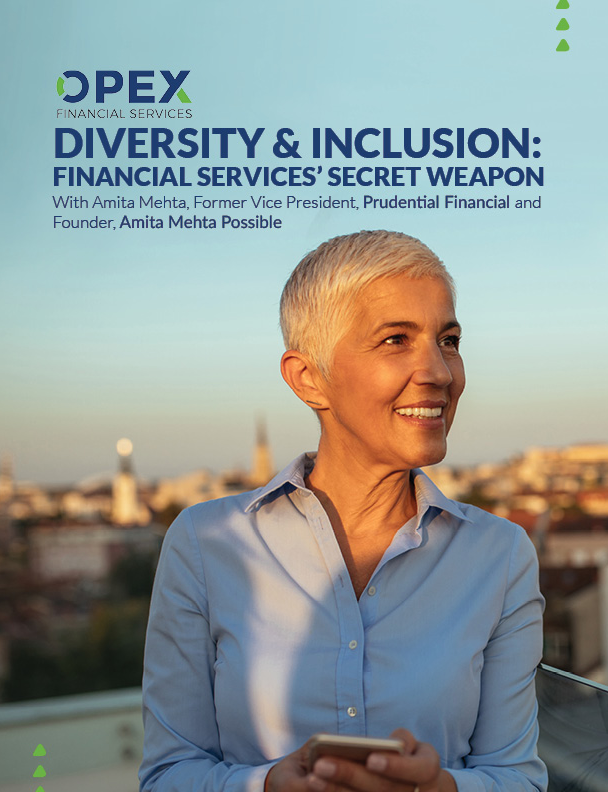 Diversity & Inclusion: Financial Services' Secret Weapon?