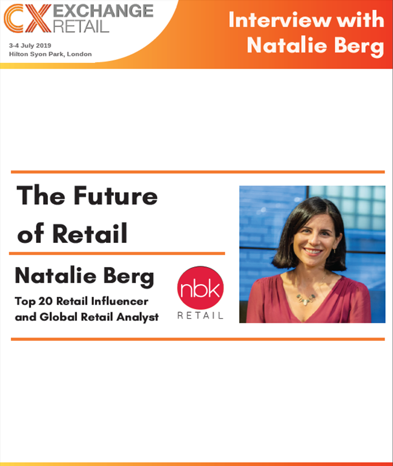 Interview with Natalie Berg