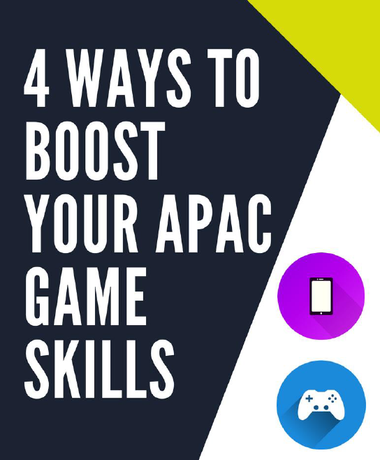Interview on 4 Ways To Boost your APAC Game Skills