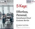 Omnichannel Cloud Customer Service eBook