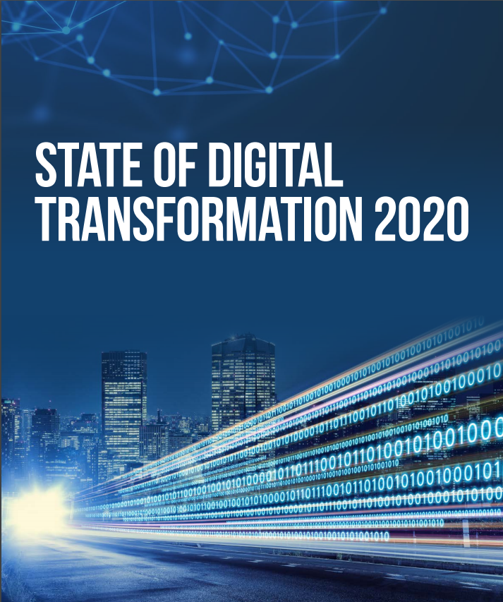 State of Digital Transformation 2020