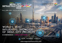 View the Full Programme Outline: Mega City Infrastructure Week