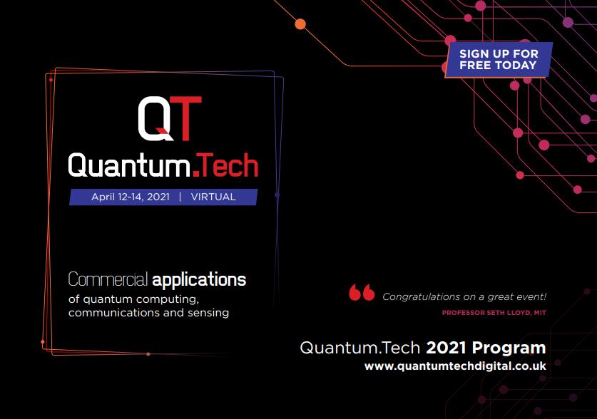 Quantum.Tech Programme 2021