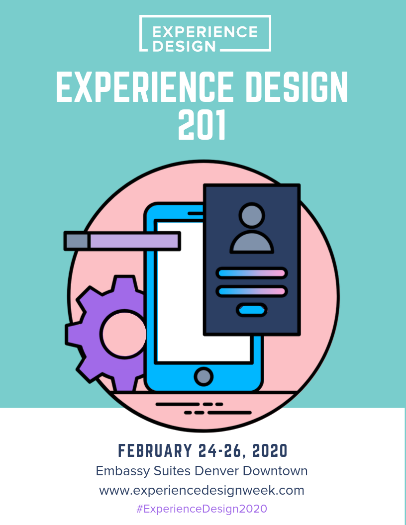 Experience Design 201