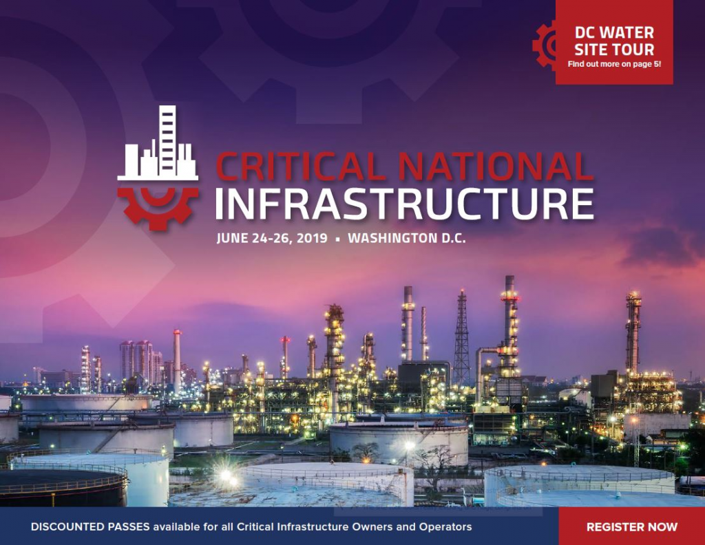 Critical National Infrastructure Agenda 2019